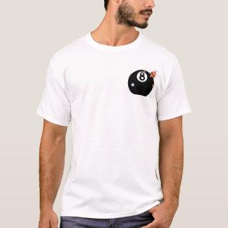 bola 8 camiseta