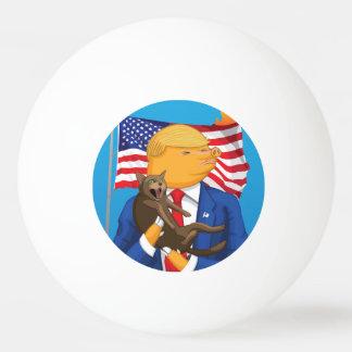 Bola americana de Pong do sibilo da catástrofe