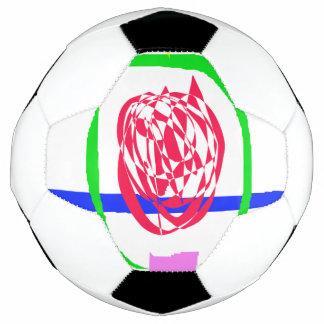 Bola De Futebol A vela e o relâmpago
