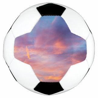 Bola De Futebol céu flirty