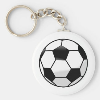 Bola de futebol chaveiro