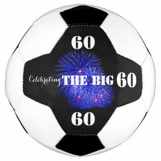Bola De Futebol Comemorando o GRANDE (alguma idade) -