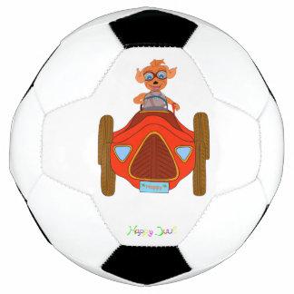 Bola De Futebol Condução feliz pelos Feliz Juul Empresa
