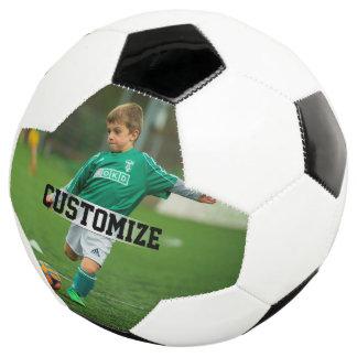 Bola de futebol conhecida do PIC dos esportes do