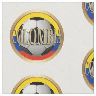 Bola de futebol de Colômbia Tecido