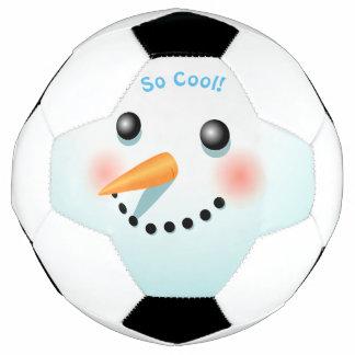 Bola De Futebol Desenhos animados de sorriso legal do boneco de