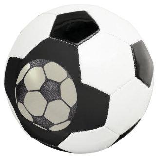Bola De Futebol Design do futebol do lLeather do falso