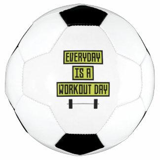 Bola De Futebol Dia diário Z81fo do exercício