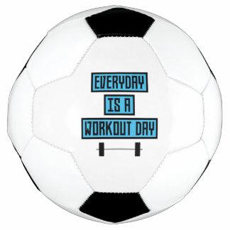 Bola De Futebol Dia diário Z852m do exercício