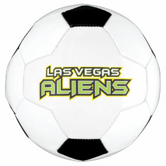 bola de futebol dos aliens de Las Vegas
