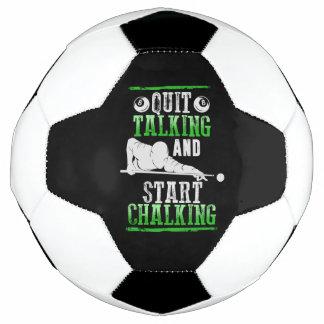 Bola De Futebol Estilo de Billard