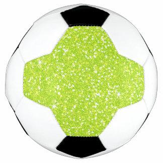 Bola De Futebol Faísca brilhante do brilho