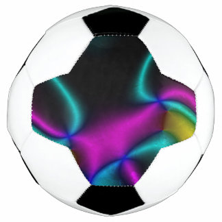 Bola De Futebol Fantasia vibrante 3