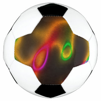 Bola De Futebol Fantasia vibrante 4