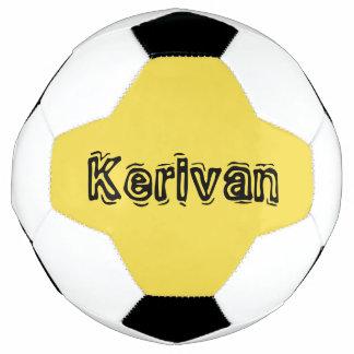 Bola de futebol feita sob encomenda