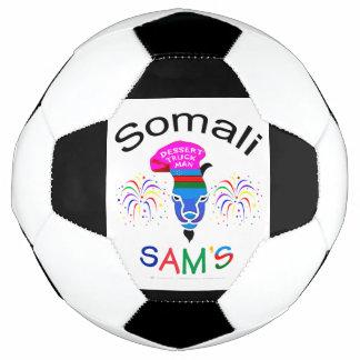 Bola de futebol feita sob encomenda oficial do