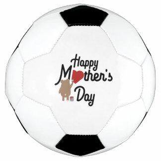 Bola De Futebol Feliz dia das mães Zg6w3