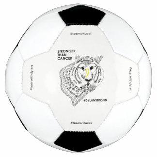 Bola de futebol forte de Dylan