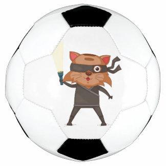 Bola De Futebol Futebol de Ninja