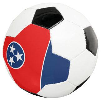 Bola De Futebol Gráfico dinâmico da bandeira do estado de