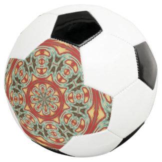 Bola De Futebol Mandala