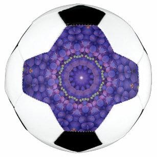 82134684e38f8b Bolas de Futebol A Mandala Presentes | Zazzle.com.br