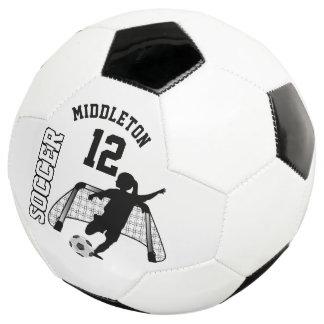 Bola De Futebol Menina do futebol
