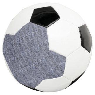 Bola De Futebol Mini azulejos de pedra por Kenneth Yoncich