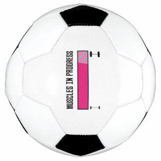 Bola De Futebol Muscles o GYM em andamento Z21z3