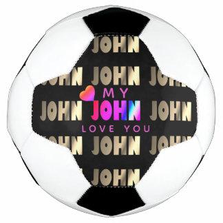 Bola De Futebol Na moda, John esperto