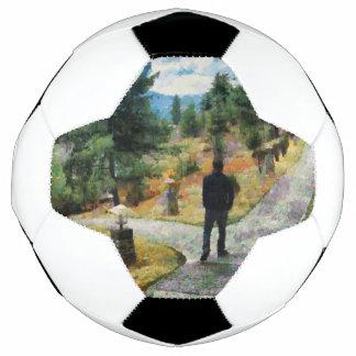 Bola De Futebol Que sentido a tomar