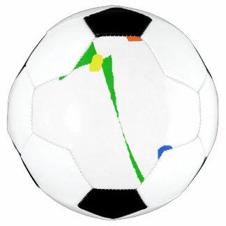 Bola De Futebol Relaxado