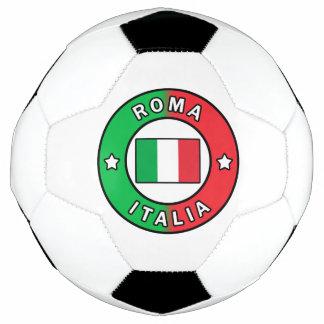 Bola De Futebol Roma Italia
