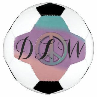 Bola De Futebol Sinal de paz