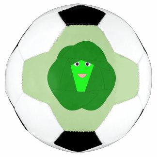 Bola de futebol Smelly da couve de Bruxelas do