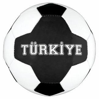 Bola De Futebol Türkiye