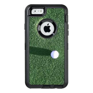 Bola de golfe do caso do iPhone 6/6s do defensor