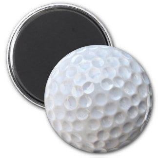 bola de golfe imã