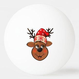 Bola De Ping Pong A rena de Papai Noel