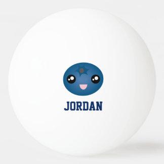 Bola De Ping Pong Amor bonito você baga muita baga do azul dos