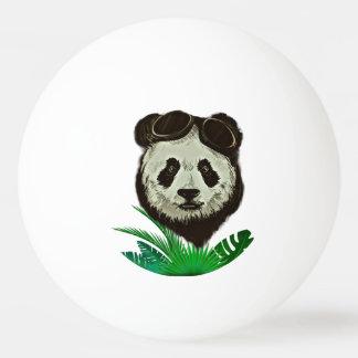 Bola De Ping Pong Animal do urso de panda do hipster