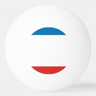 Bola De Ping-pong Bandeira de Crimeia