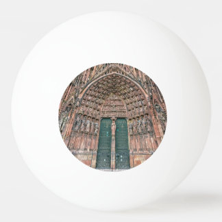 Bola De Ping Pong Cathedrale Notre-Dame, Strasbourg, France