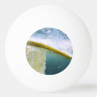 Bola De Ping Pong Fatia do limão