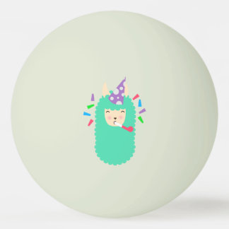 Bola De Ping-pong Lama de Emoji do partido do divertimento