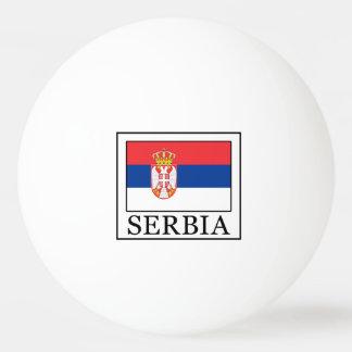 Bola De Ping-pong Serbia