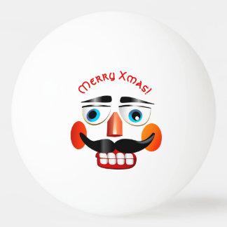 Bola De Ping Pong Soldado de brinquedo do Nutcracker do Xmas