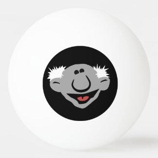 Bola de Pong do sibilo das revisões do raio