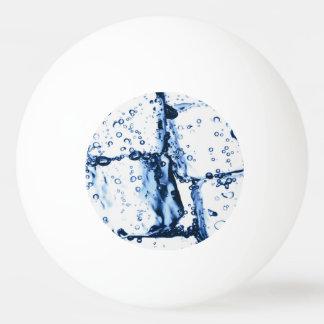 Bola de Pong do sibilo do cubo de gelo