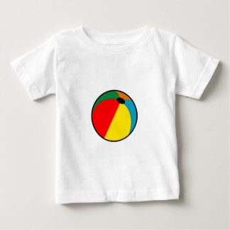 Bola de praia t-shirt